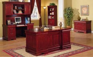 Cherry wood furniture