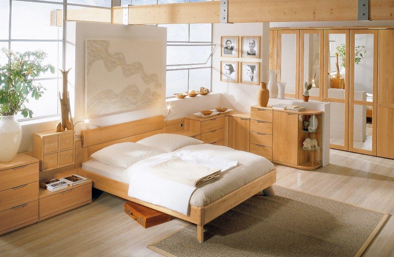 Pine Wood Bedroom Furniture
