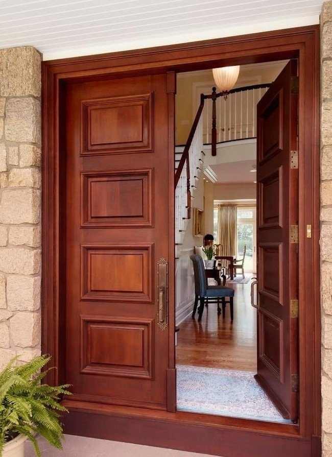 Front Double Door Designs