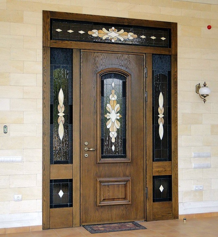 Contemporary House Front Doors
