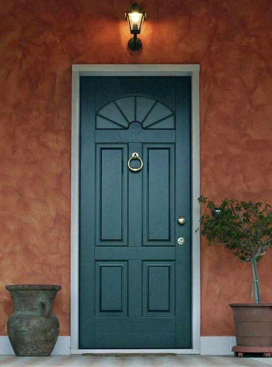 Outside Door Design
