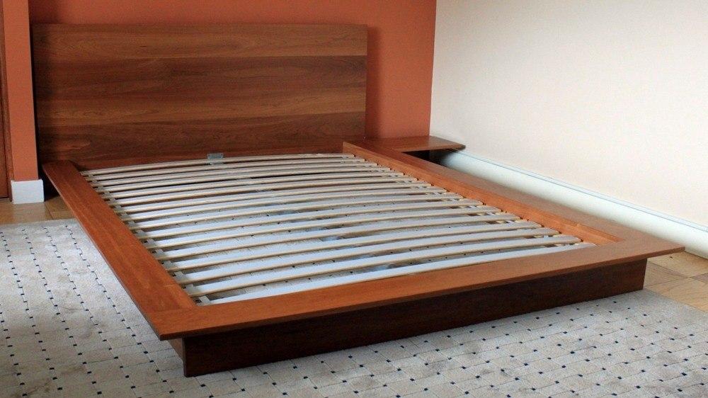 Choosing best hardwood platform bed frame is a hard work, but it worth it.