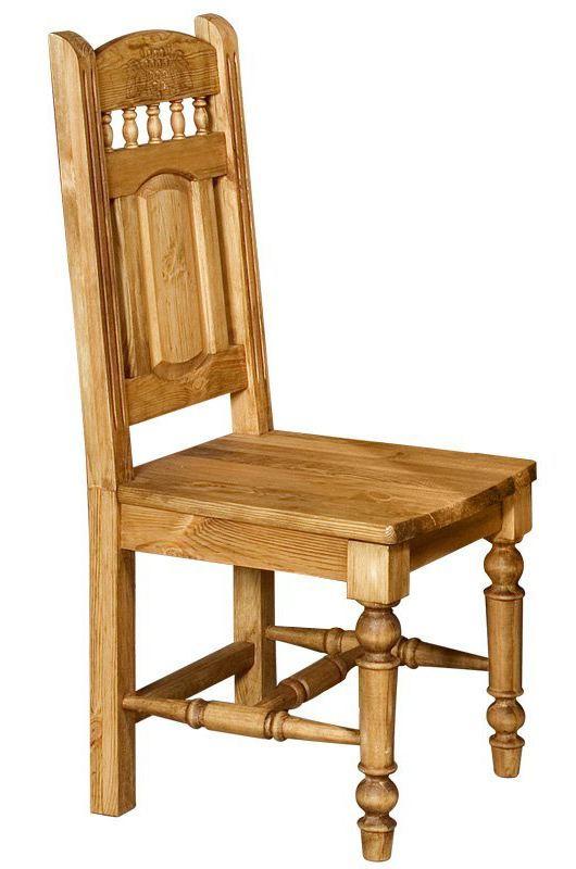 Single Wood Chair