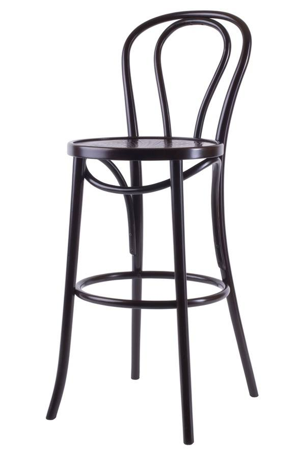 Solid Wood Bar Chairs