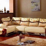 Contemporary Wood Sofa: 5 Beautiful Decoration Styles