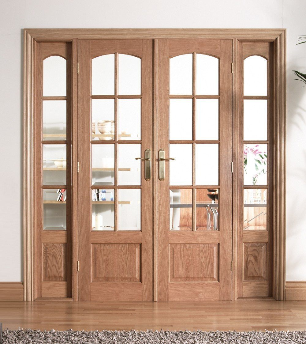 Oak Interior Doors With Glass
