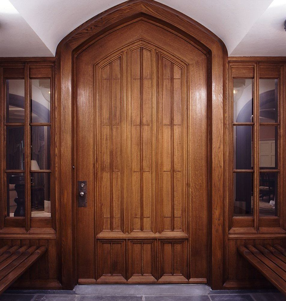 Interior Wooden Door Designs