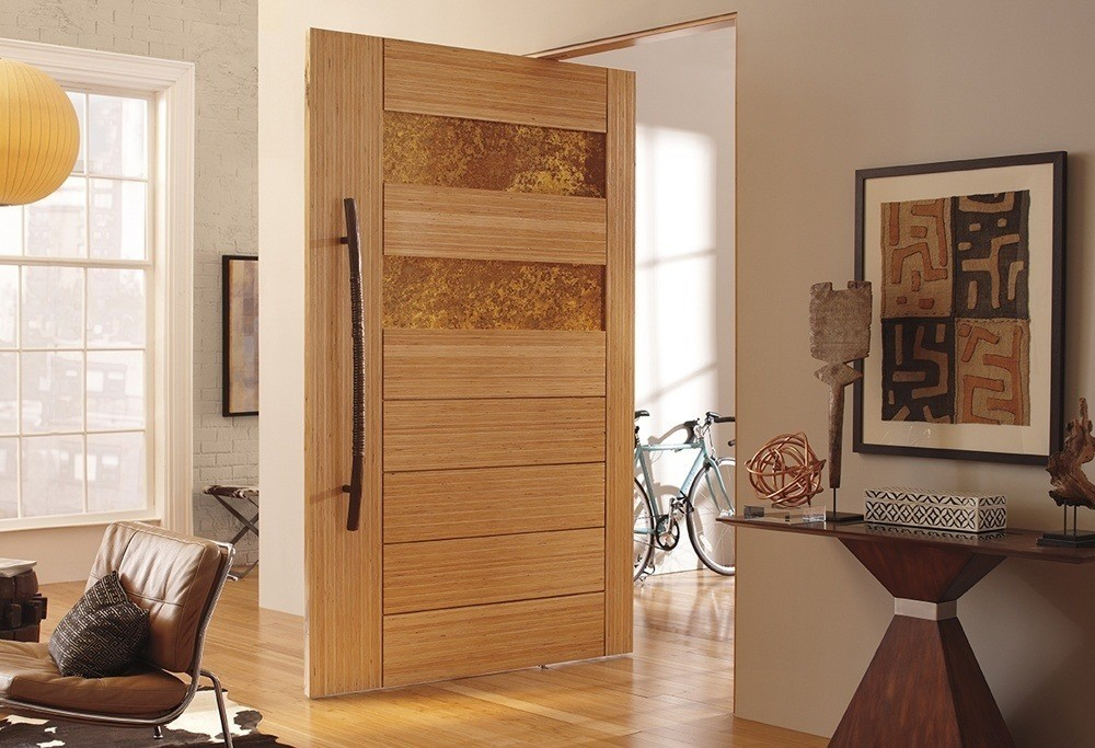 Solid Wooden Panel Doors