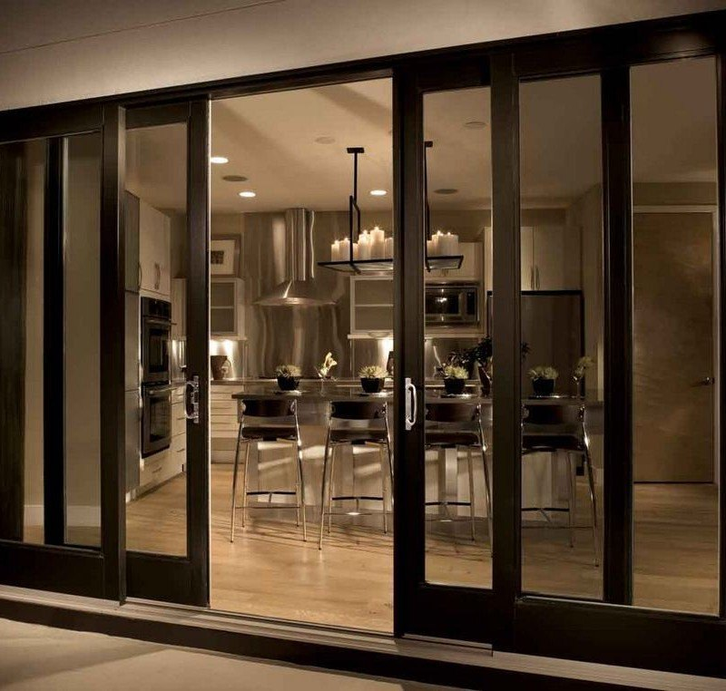 Wooden Sliding Door main