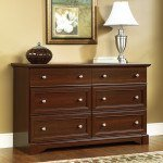Large Solid Wood Dresser: 3 Basic Rules of Choosing