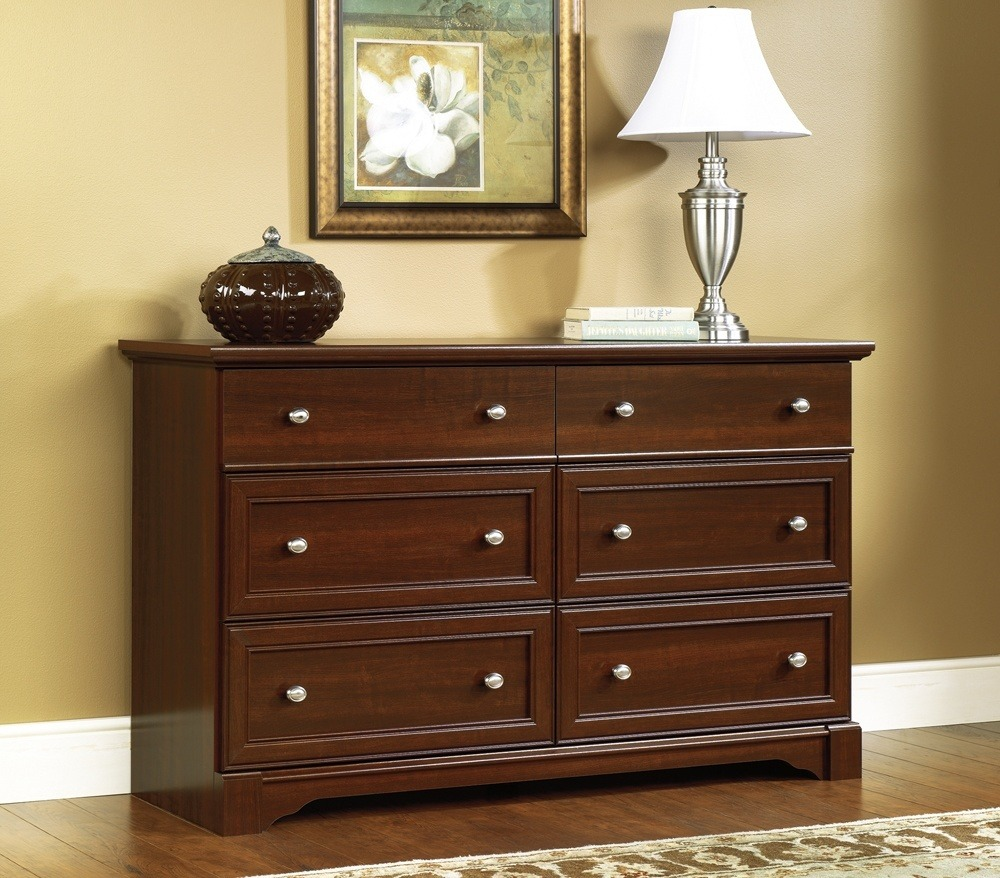 Natural Wood Dresser