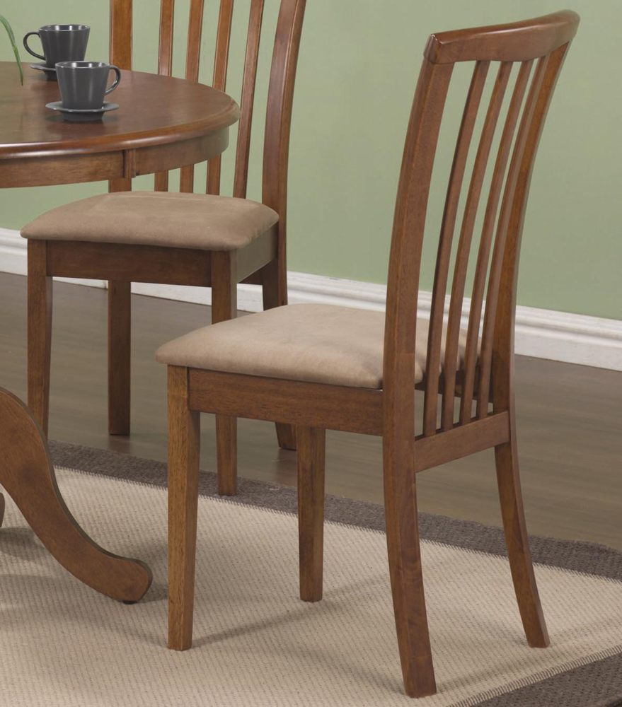 Maple Wood Dining Chairs