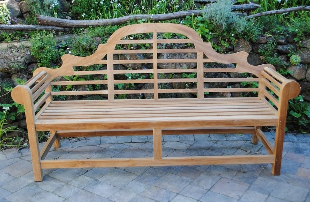 Narrow Porch Bench