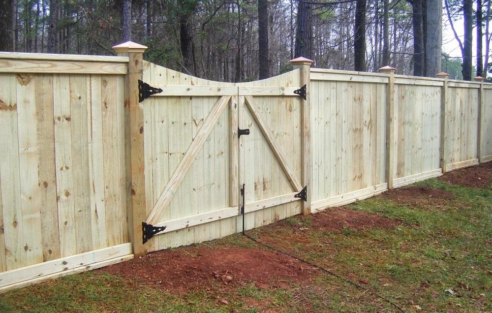 Wood Fence Cap