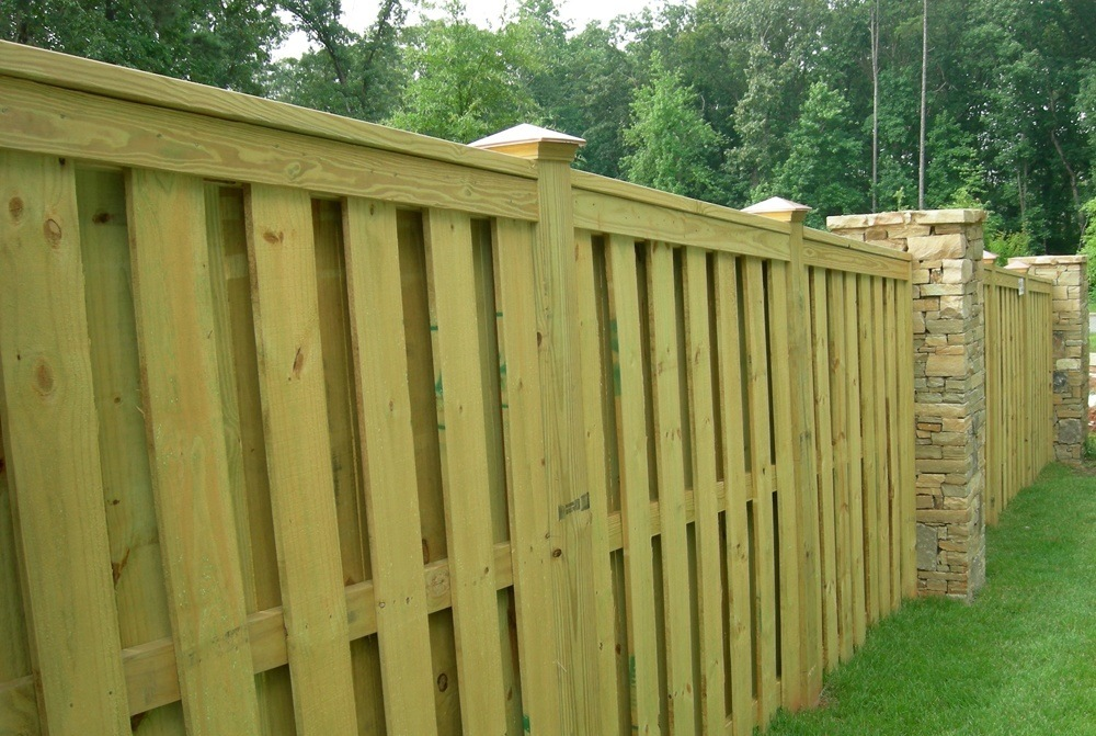 Cedar post caps are both decorative and protective, preventing decay of the elements.