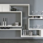 Popular Natural Wooden Shelves Designs in Kitchens Today