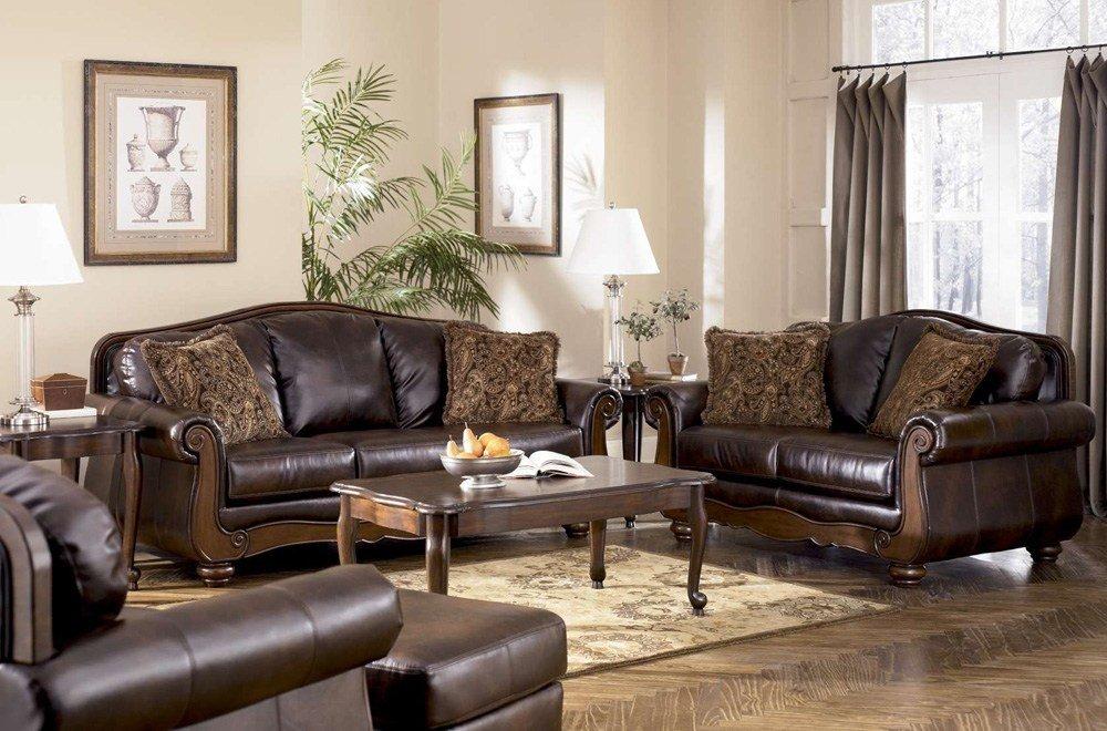 Sofas at Ashley Furniture Store