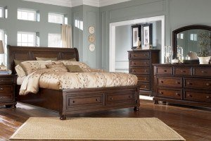 Bedroom Furniture at Ashley Furniture Store
