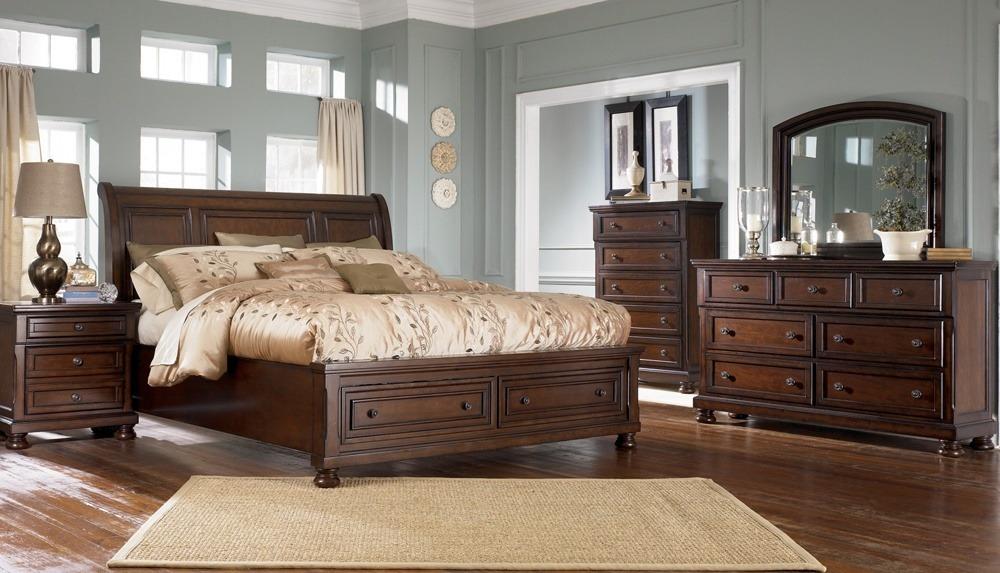 Bedroom Furniture at Ashley Furniture Store