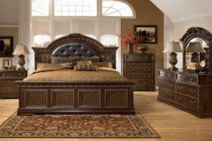 Bedroom Pure Wood Furniture