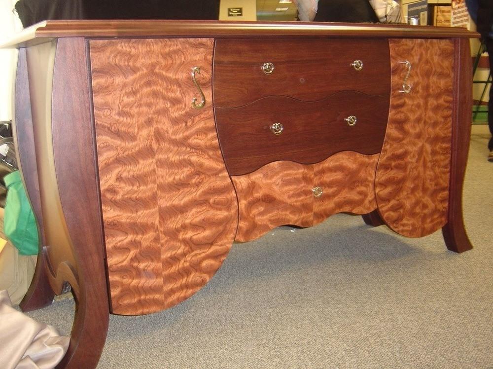 Bubinga Furniture
