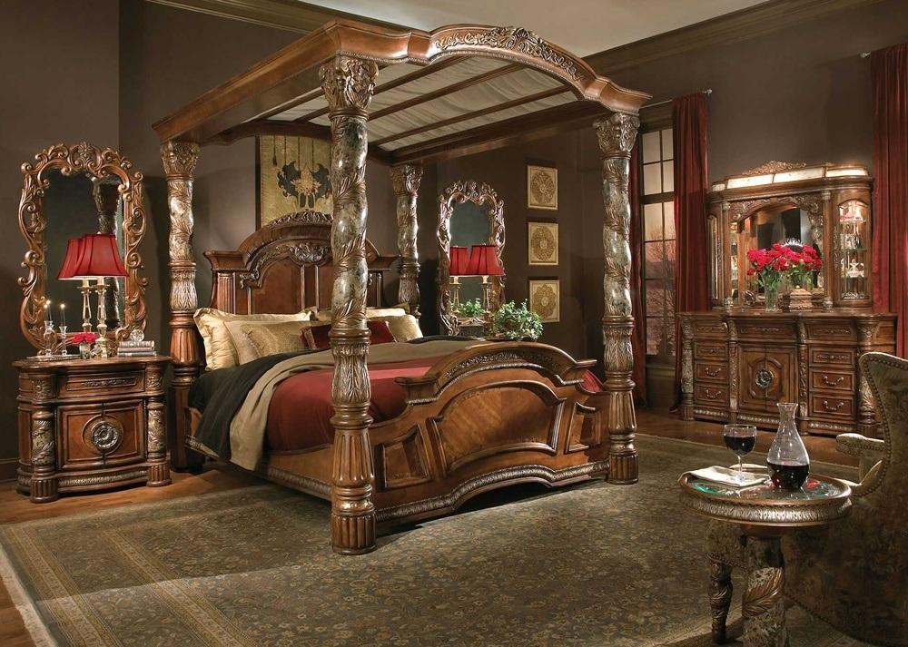 Classic Wood Bedroom Furniture