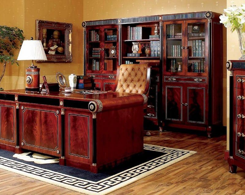 Classic Wood Office Furniture