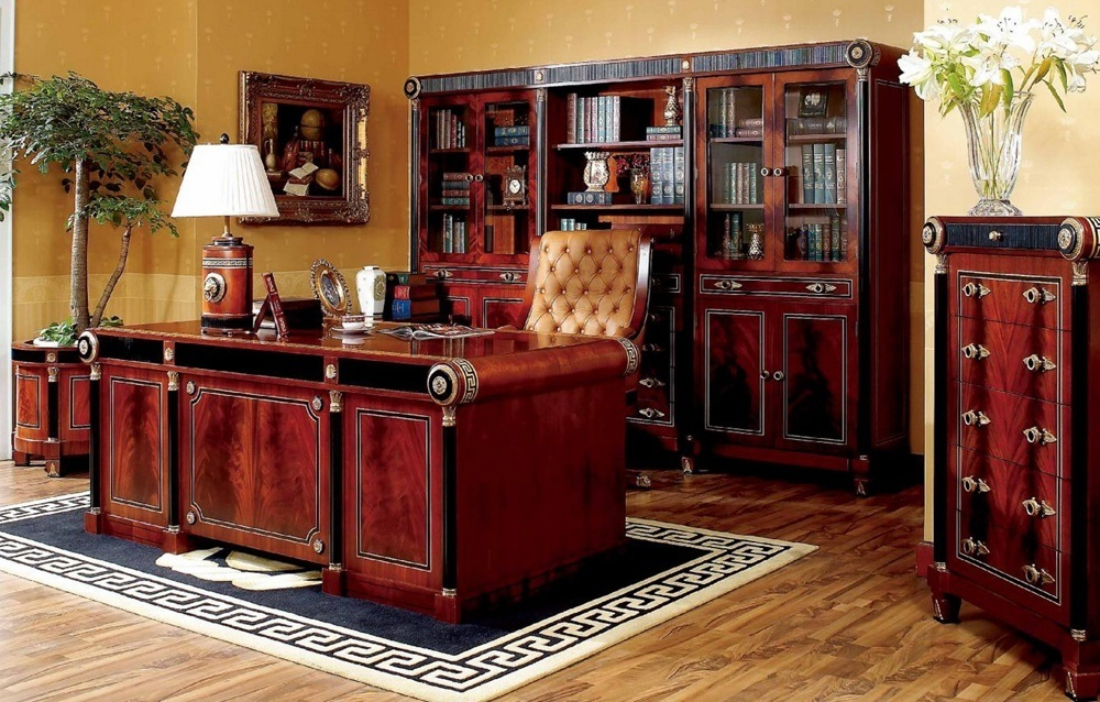 All choices of classic office furniture will overwhelm you.