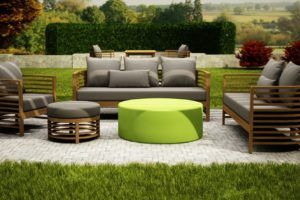 Luxurious Concept Outdoor Teak Furniture