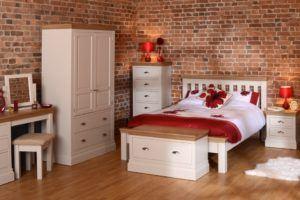 Painted Wood Bedroom Furniture
