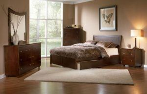 Real Wood Bedroom Furniture