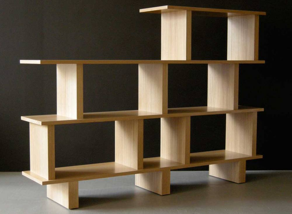 Wood Office Bookcase