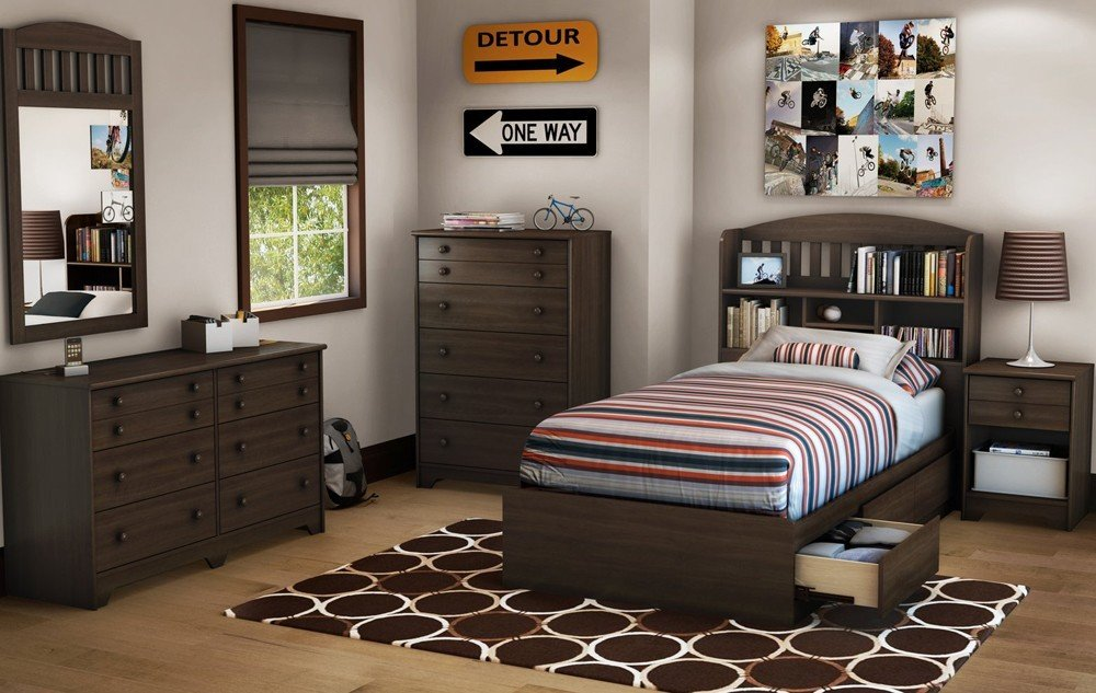 Black Bedroom Set Ideas