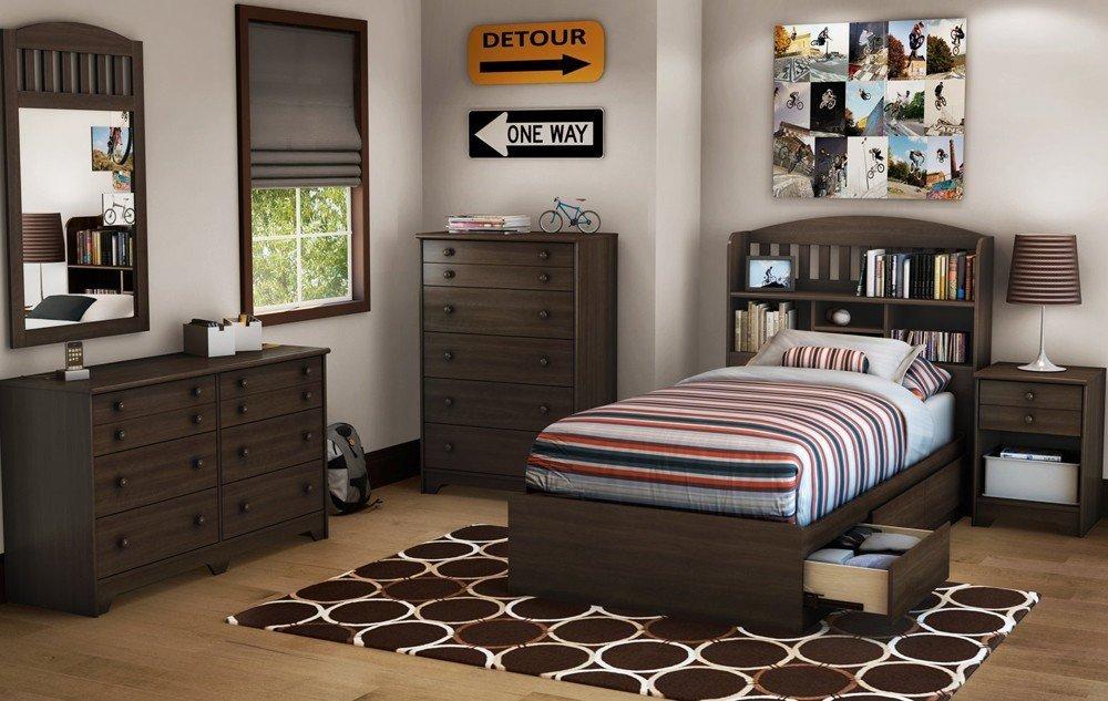 Black Bedroom Set Ideas