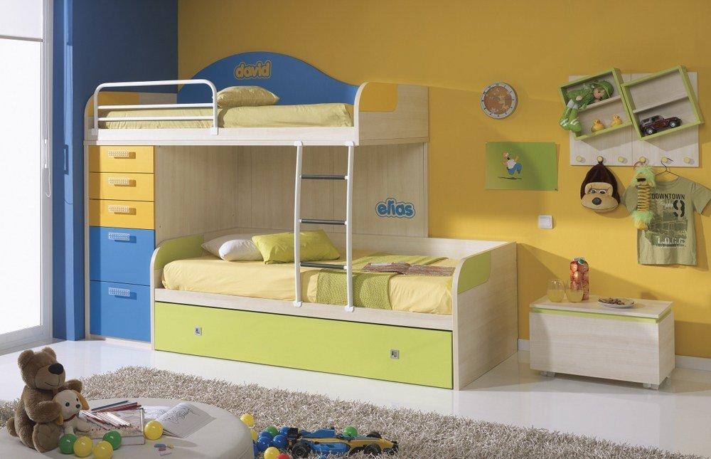 Bunk Beds for Children's Bedrooms