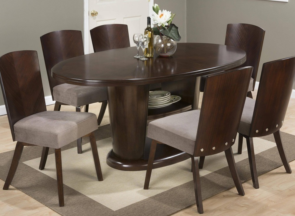 Cherry Dining Table and Chairs