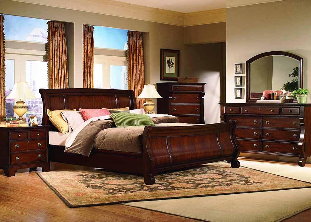 Cherry Bedding Set