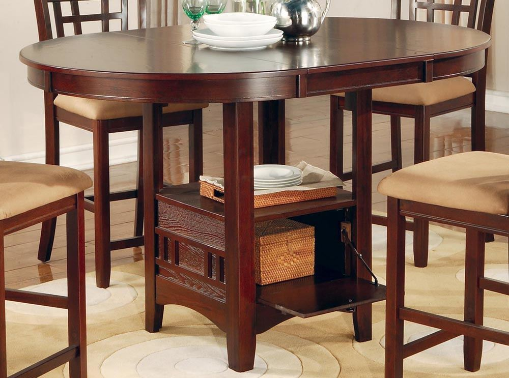 Natural Cherry Dining Table