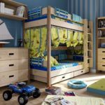 Solid Wood Kids Furniture: 11 Awesome Examples of Bedroom Design