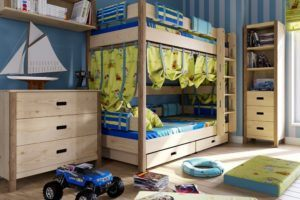 Children's Ashley Bedroom Furniture