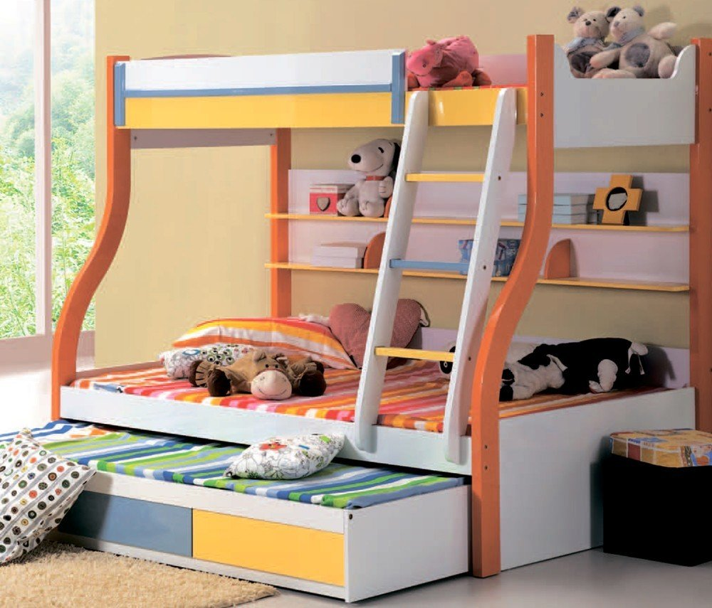 Childrens Bedroom Colours