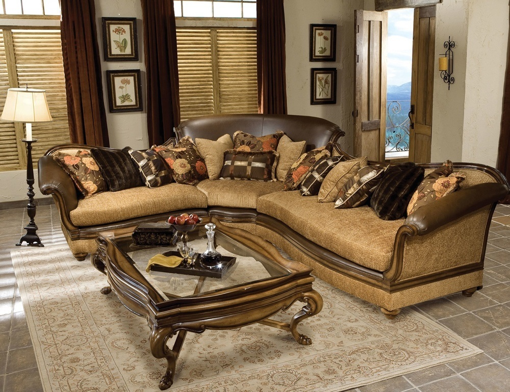 Italian Sectional Sofa