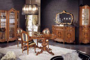 Italian Style Wood Furniture