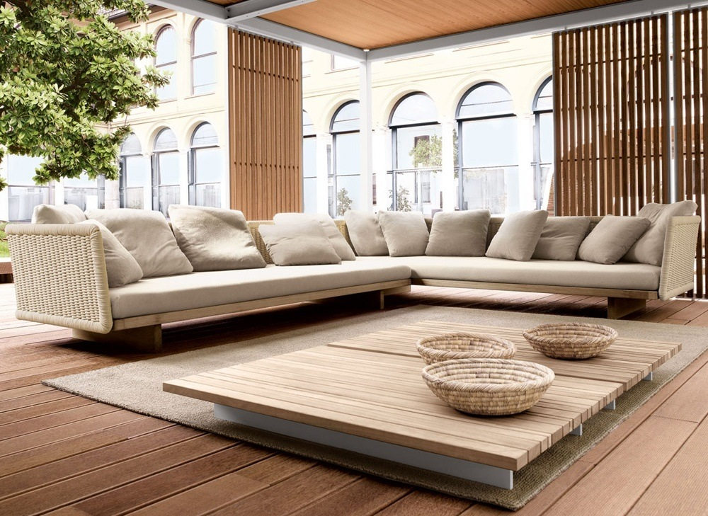 Luxury Modern Sectional Sofas