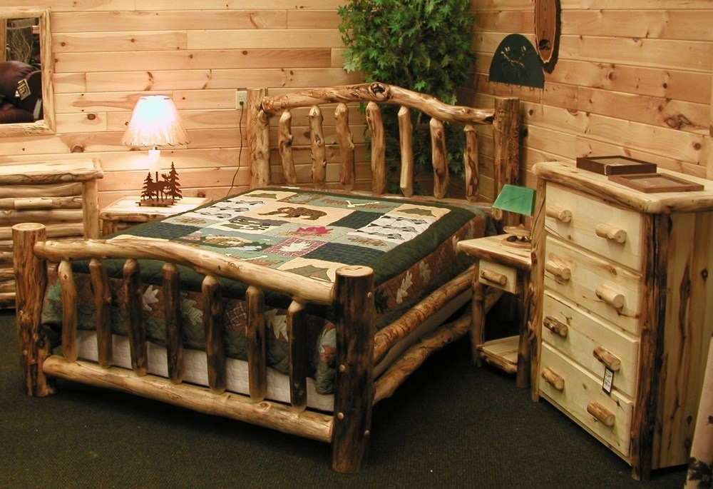 Arrange different kinds of modern rustic bedroom set for conversation, watching TV, reading like in your dream room.
