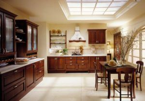 Style Kitchen Wood Furniture