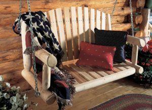 American Garden Porch Swing