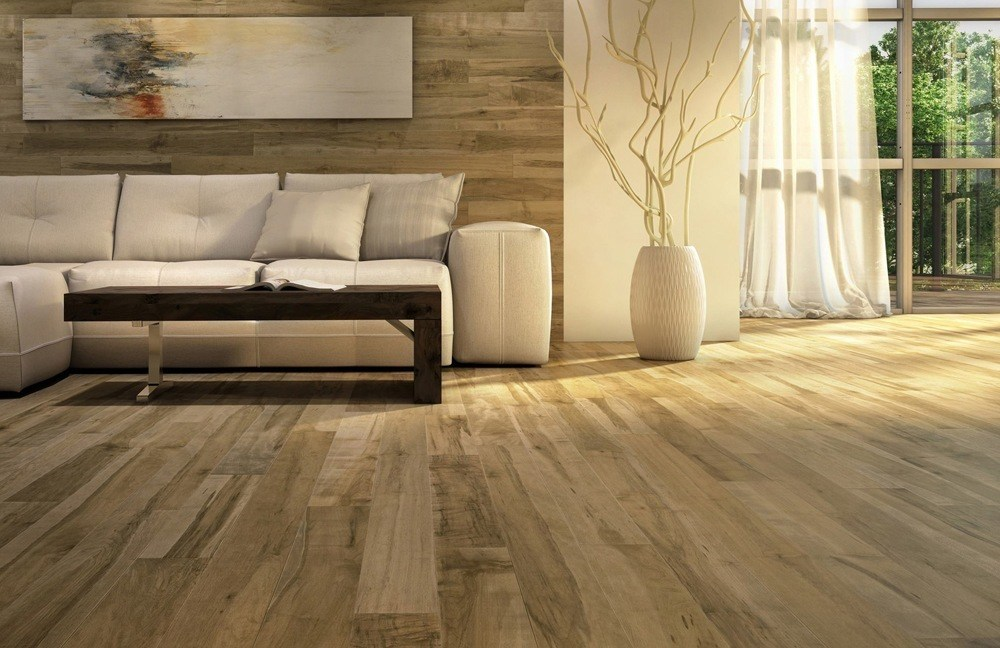 Beautiful Hardwood Floor