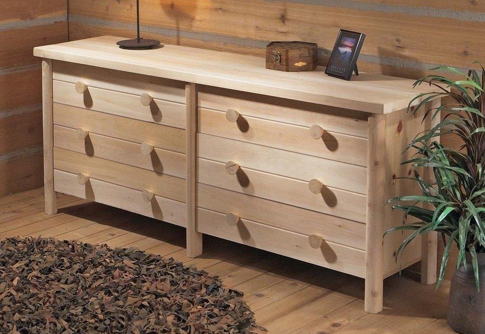 Cedar Wood Dresser