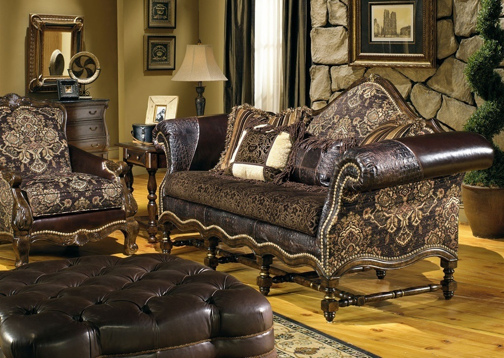 Western style furniture design is a great option.